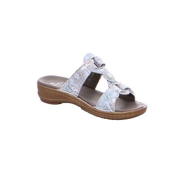 ara, Pantoletten, blau  beliebte Gute Qualität beliebte  Schuhe 40d7fb