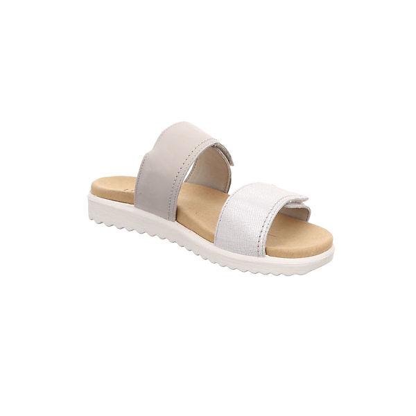 superfit, Pantoletten, weiß  Schuhe Gute Qualität beliebte Schuhe  2246e3