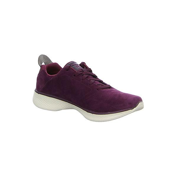 SKECHERS,  Sneakers Low, rot  SKECHERS, Gute Qualität beliebte Schuhe 72d550
