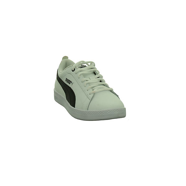 PUMA, Sneakers Low, weiß beliebte  Gute Qualität beliebte weiß Schuhe 69f5d2