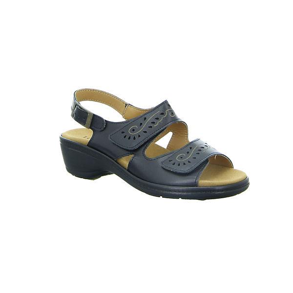 Longo Komfort-Sandalen schwarz  Gute Schuhe Qualität beliebte Schuhe Gute 6dda7c