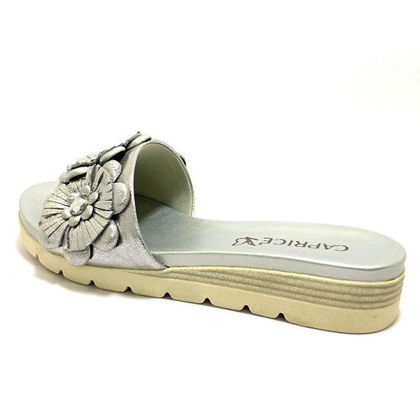CAPRICE, Pantoletten, beliebte grau  Gute Qualität beliebte Pantoletten, Schuhe 605583