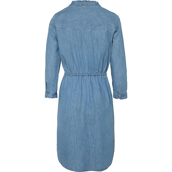 Denim denim Jeanskleid light TOM TAILOR blue 0xXX5w