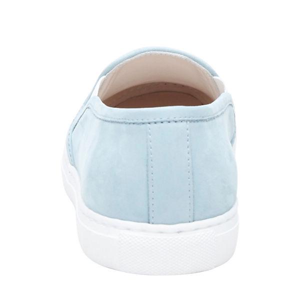 SHOEPASSION,  No. 22 WS Klassische Slipper, blau  SHOEPASSION, Gute Qualität beliebte Schuhe eb33ce