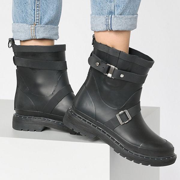 Ilse Jacobsen Gummistiefel schwarz  Gute Qualität beliebte Schuhe