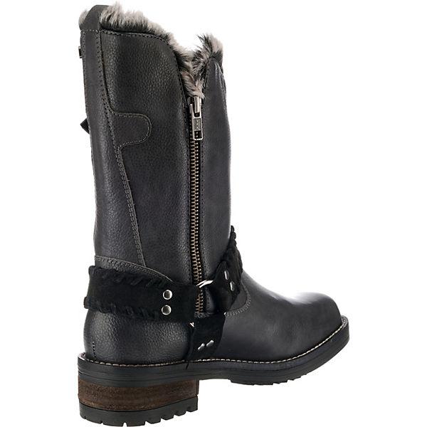 Superdry, Winterstiefel, schwarz-kombi beliebte  Gute Qualität beliebte schwarz-kombi Schuhe 877bdd