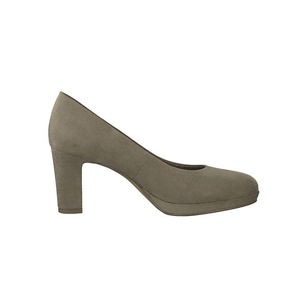 Tamaris, Klassische Pumps, taupe beliebte  Gute Qualität beliebte taupe Schuhe fe9bbb