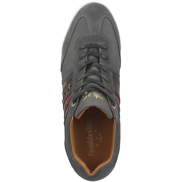 Uomo d'Oro Low grau Sneakers Imola Pantofola Low Pg4WpZ4q