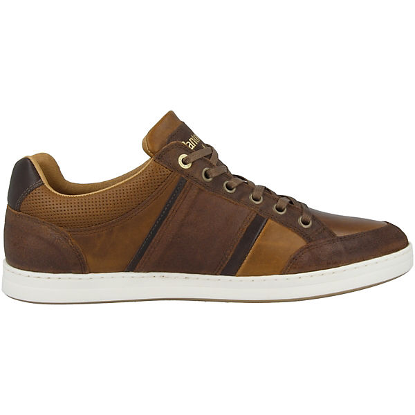 Mondovi d'Oro Low Sneakers Low Pantofola braun Uomo Bax0qP