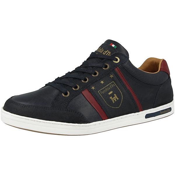 Low Low Uomo d'Oro Sneakers Pantofola blau Mondovi 7ptxfTwnT