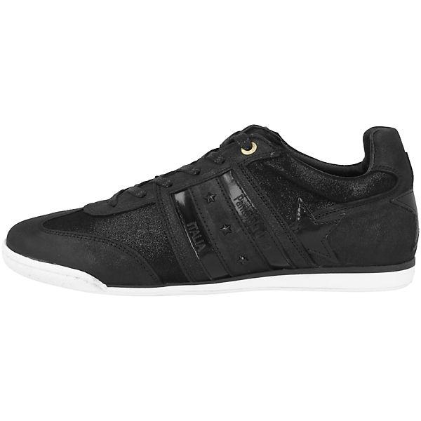 Pantofola d'Oro, Imola Glitter Donne Low Sneakers Low, schwarz  Gute Qualität beliebte Schuhe
