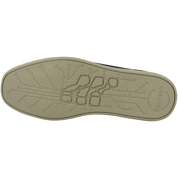Low Sparko Sneakers Nylon Boxfresh® Ballistic schwarz SH w6Xqaz0TP