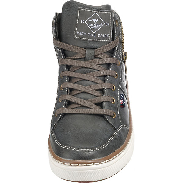 Danjo Low Sneakers Grau Danjo Sneakers Roadsign Low Low Danjo Grau Sneakers Roadsign Roadsign wOX8kPn0