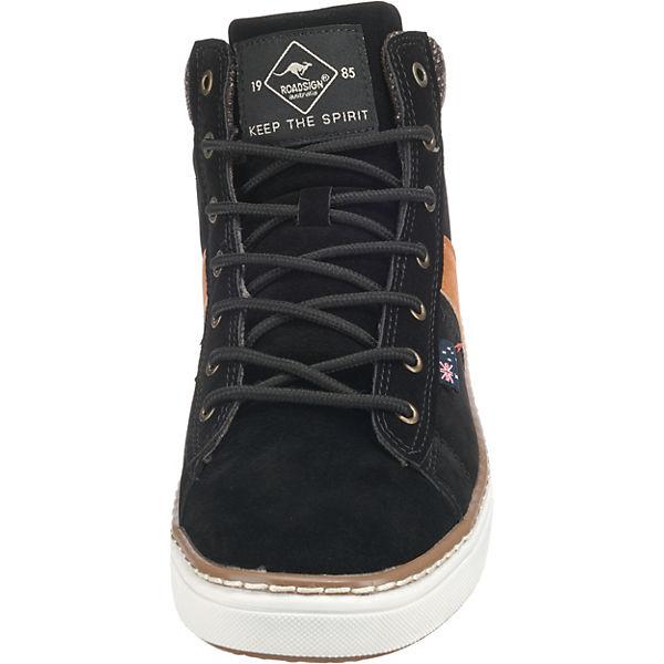 Sneakers Django Schwarz Roadsign Sneakers Low Sneakers Roadsign Low Roadsign Django Django Schwarz EIY2HWD9