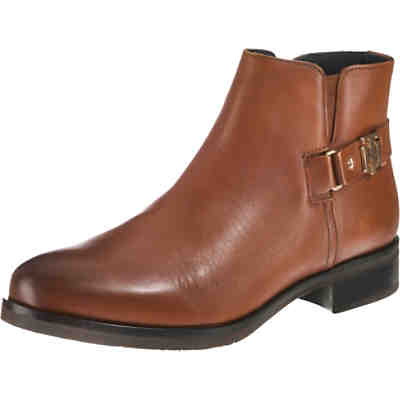 TH BUCKLE LEATHER BOOTIE Klassische Stiefeletten