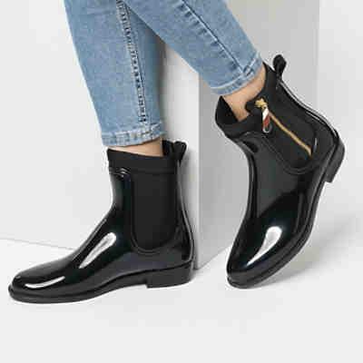 be5453e4aae599 MATERIAL MIX RAIN BOOT Klassische Stiefel MATERIAL MIX RAIN BOOT Klassische  Stiefel 2. TOMMY HILFIGER ...