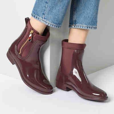 bb3fd289a07577 MATERIAL MIX RAIN BOOT Klassische Stiefel MATERIAL MIX RAIN BOOT Klassische  Stiefel 2
