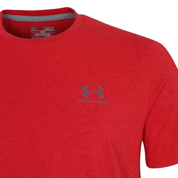 CC Sportstyle HeatGear Logo Under Armour rot SEqzxxpn5