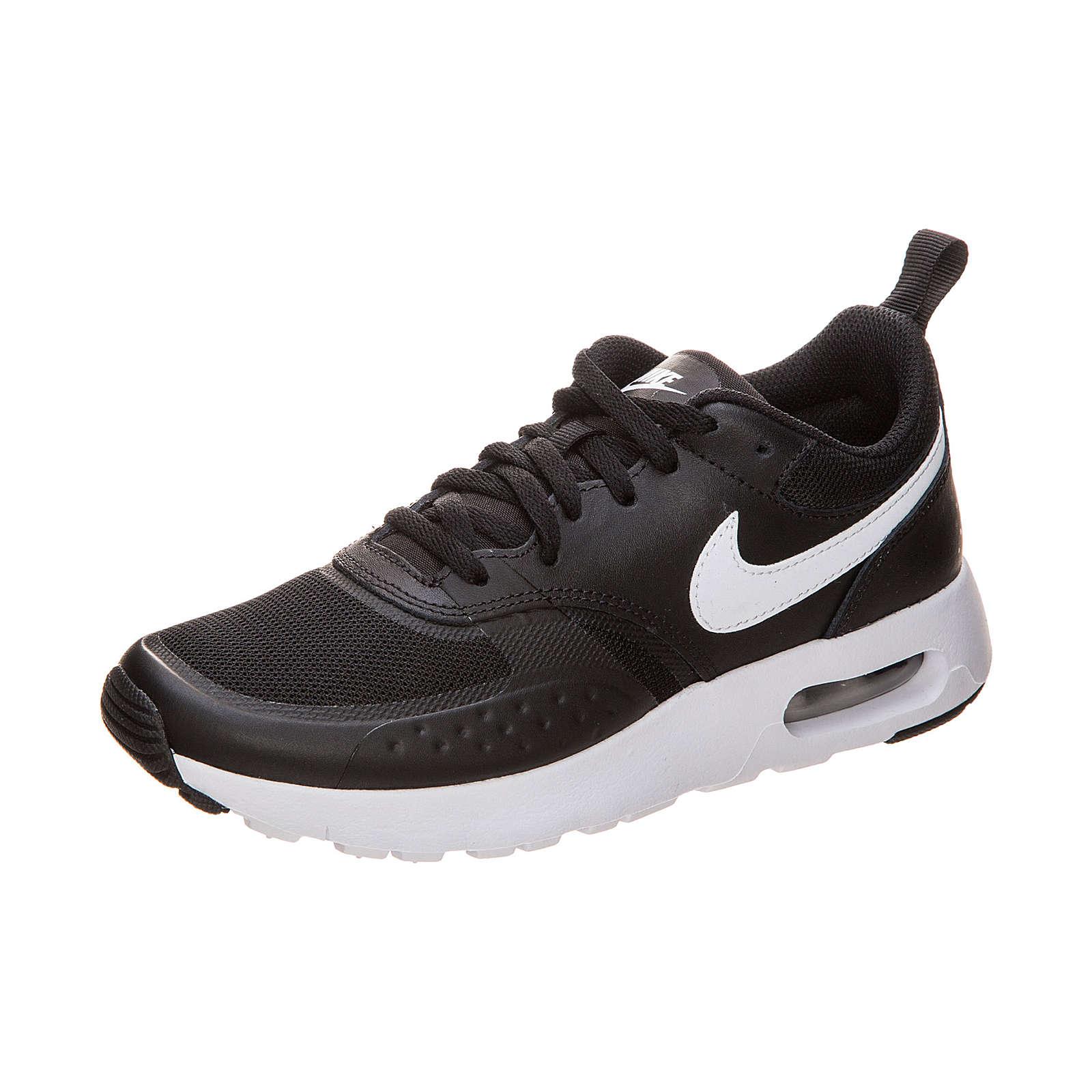 Nike Sportswear Kinder Sneakers Low Air Max Vision schwarz/weiß Gr. 38