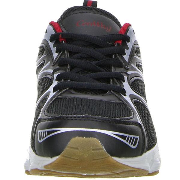 ConWay Low Sneakers Sneakers schwarz Low schwarz ConWay ConWay qZPtaFcOc