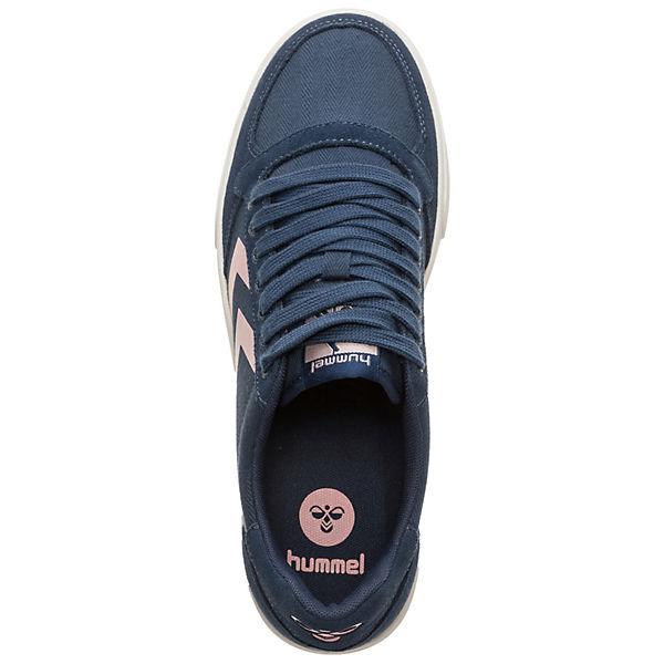 Sneakers Slimmer hummel Low blau Stadil HB Low v6TTdxCqIn