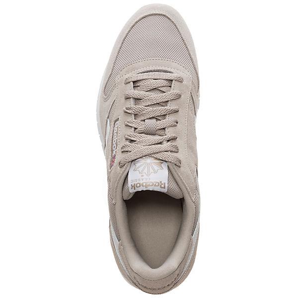Reebok Classic,  Classic Leather MU   Classic, Sneakers Low, beige  Gute Qualität beliebte Schuhe 617ac9