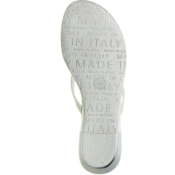 Vista, Zehentrenner, beliebte silber  Gute Qualität beliebte Zehentrenner, Schuhe ced7d4