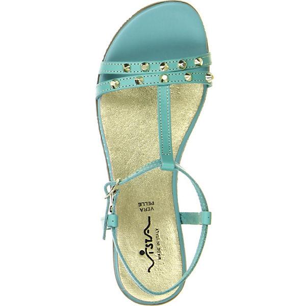 Vista, Riemchensandalen, türkis  Gute Schuhe Qualität beliebte Schuhe Gute 88be6c