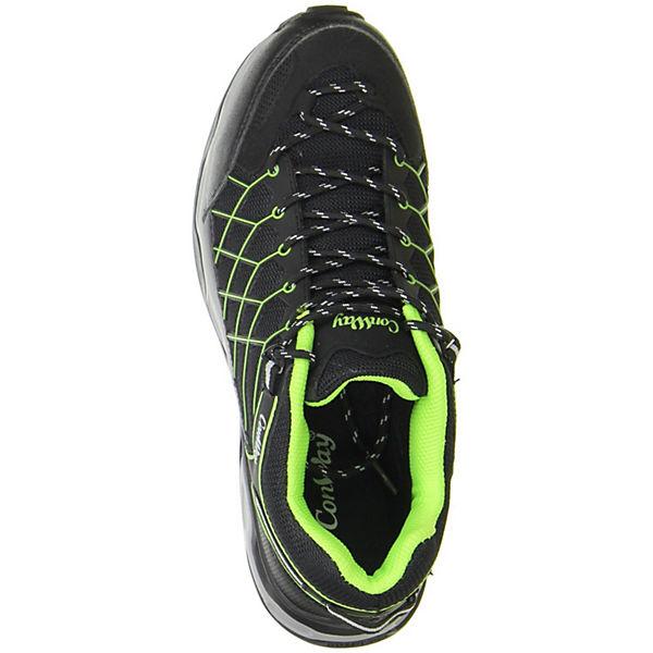 ConWay,  Trekkingschuhe, grün  ConWay, Gute Qualität beliebte Schuhe 8eb250