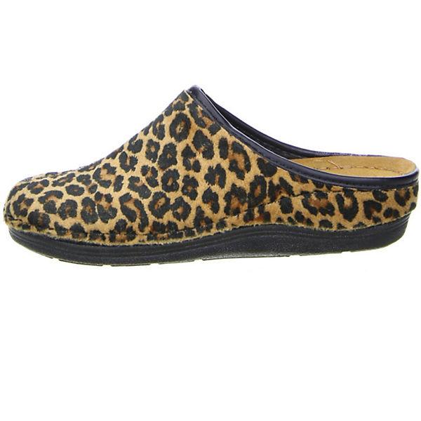 INBLU, Pantoffeln, mehrfarbig     12a03b