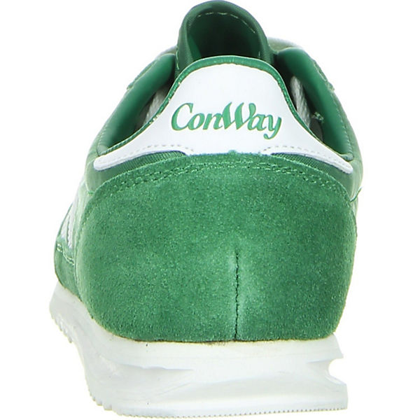 ConWay Sneakers Sneakers grün Low ConWay Low dqYxTS0