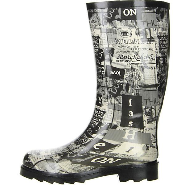 ConWay, Gummistiefel, beliebte schwarz  Gute Qualität beliebte Gummistiefel, Schuhe 2229e3