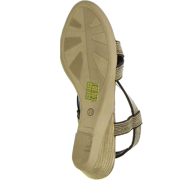 Vista braun Sandaletten Klassische Klassische Klassische Sandaletten Vista Vista braun qI1rCwq