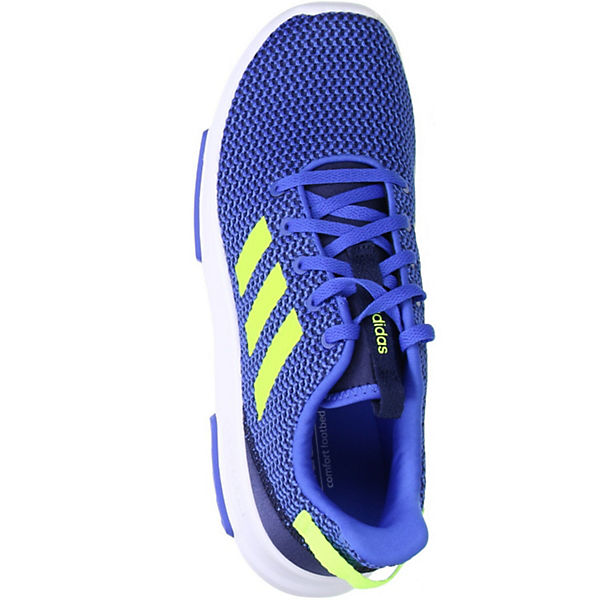 Sneakers Low AQ1677 adidas blau K CF RACER TR Performance ww0YqZH