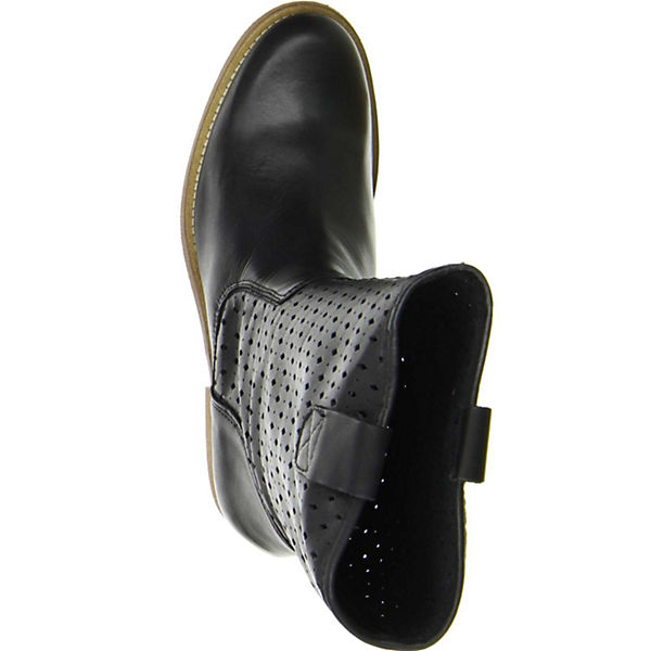 Vista, Schlupfstiefel, beliebte schwarz  Gute Qualität beliebte Schlupfstiefel, Schuhe 47c82c