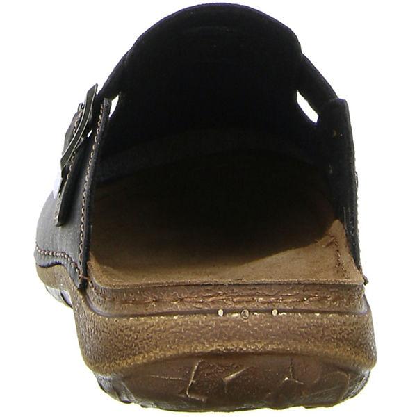 Pantoffeln Vista Vista schwarz Pantoffeln HEqUPdwZP