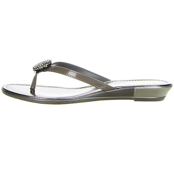 Vista, Qualität Zehentrenner, grau  Gute Qualität Vista, beliebte Schuhe cf15b1
