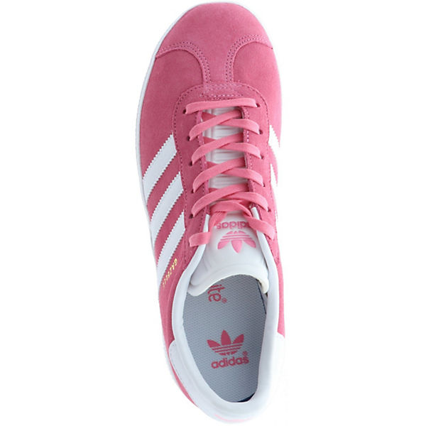 GAZELLE Low adidas BY9145 Sneakers rosa J Originals 5xHHPnq7