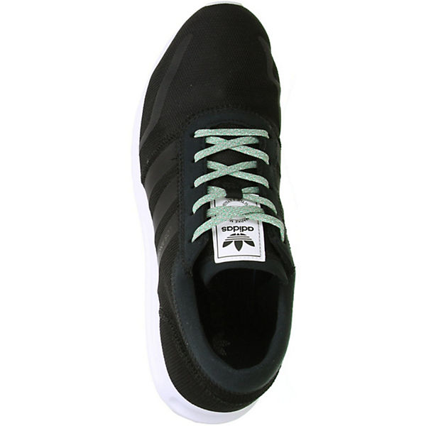 Performance Low ANGELES Sneakers schwarz LOS BB1116 adidas ZaqFww