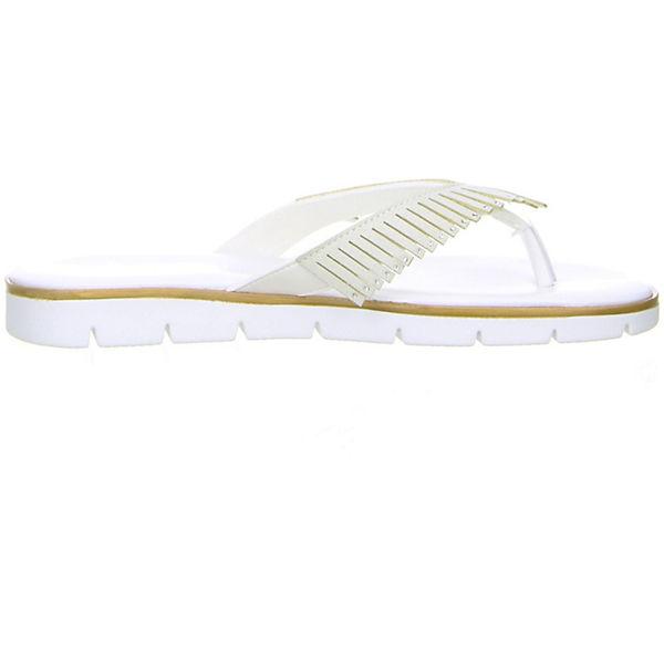 Vista, Zehentrenner, beliebte weiß  Gute Qualität beliebte Zehentrenner, Schuhe 917e89