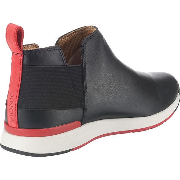 Vionic, Chelsea Boots, schwarz Schuhe  Gute Qualität beliebte Schuhe schwarz e045c9