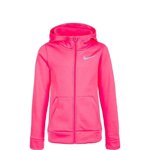 Kinder Trainingskapuzenjacke  Therma