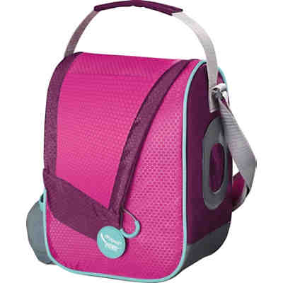 Lunch Tasche isoliert Kids Concept pink