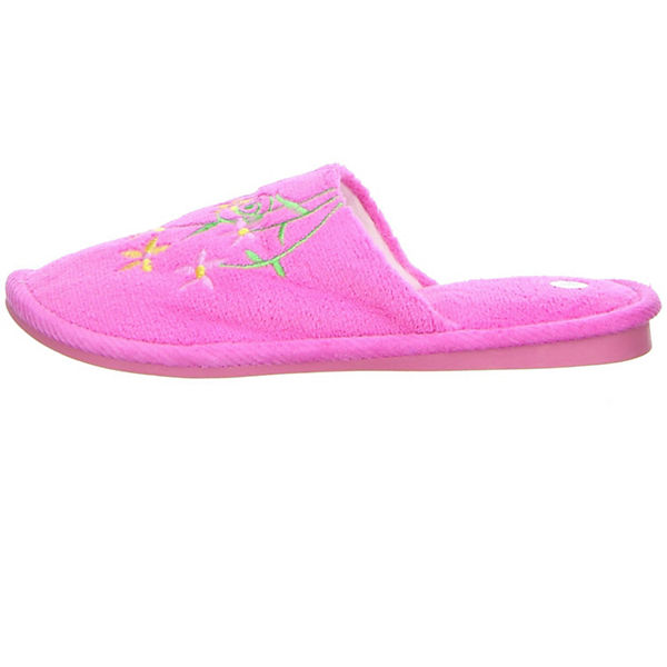 FLA Pantoffeln FLA pink pink FLA Pantoffeln rwW7xzqrcI