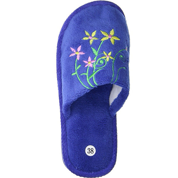 FLA blau FLA Pantoffeln blau FLA Pantoffeln Pantoffeln blau xa6RXn1