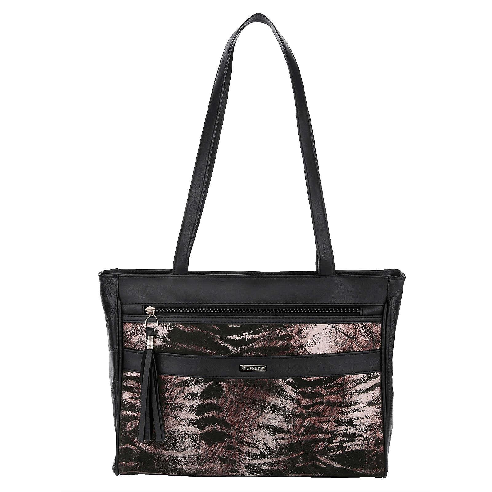 STEFANO Handtaschen schwarz Mädchen