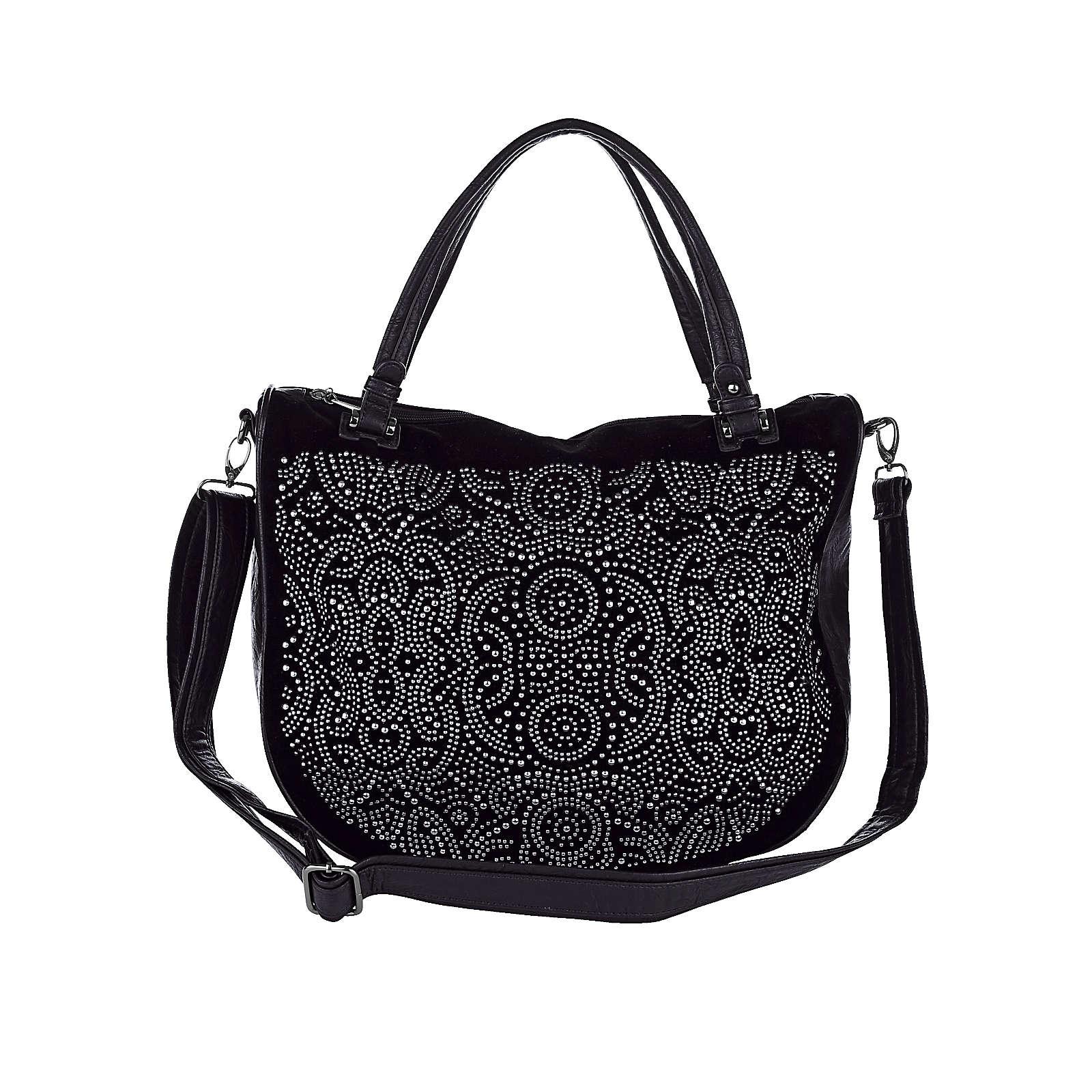 remonte Handtaschen schwarz Mädchen