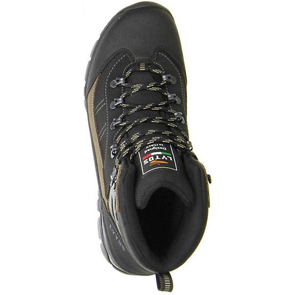 Lytos, Wanderstiefel, Gute schwarz Gute Wanderstiefel, Qualität beliebte Schuhe 4f1dff