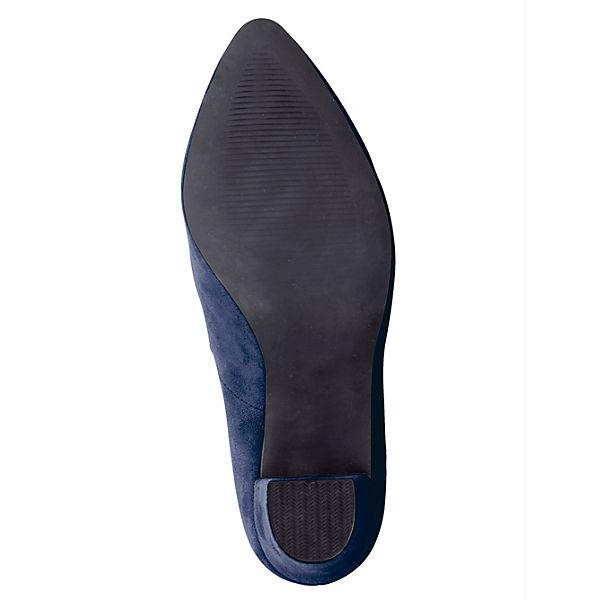 KLiNGEL, Gute Klassische Pumps, dunkelblau  Gute KLiNGEL, Qualität beliebte Schuhe 7fde7e