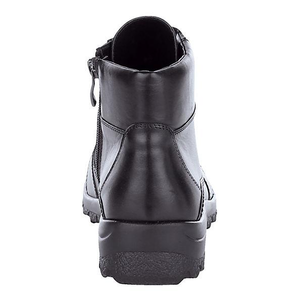 CAPRICE, Schnürstiefeletten, beliebte schwarz  Gute Qualität beliebte Schnürstiefeletten, Schuhe 18251d